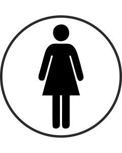 Dame Toiletskilte
