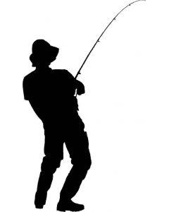 Lystfisker-mand