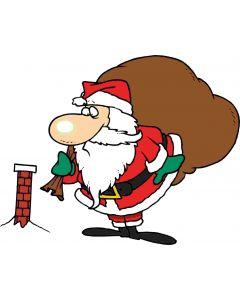Julemand med udfordring