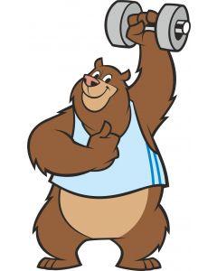 Bjørn som træner