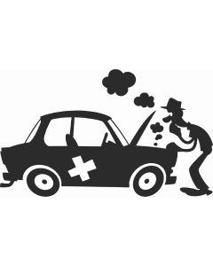 Tilskadekommen bil