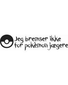 Pokémon statement