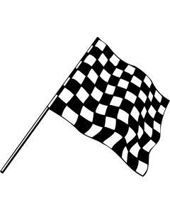 Ternet mål flag