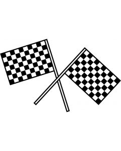 2 ternet mål flag