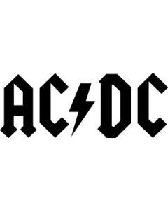 AC/DC, 3503 konturskåret,fra