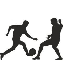 2 fodboldspiller