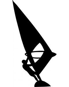 Windsurfer, konturskåret, vr nr 304fra