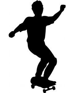 Skater, konturskåret, 1304 fra