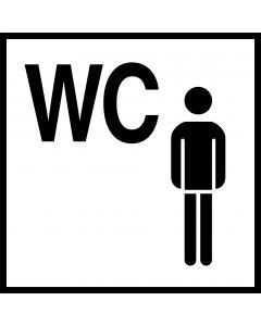 Toiletskilte, Herre