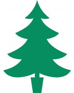 Juletræ i potte