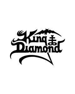 King Diamond, konturskåret, 3513 fra