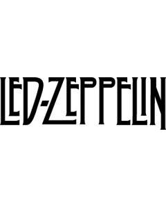 Led Zeppelin3, konturskåret, 3516 fra