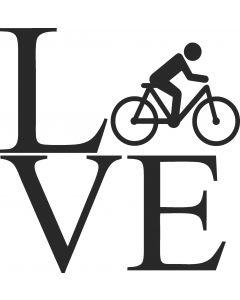 """Love"" Cykling"