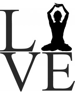 """""""Love"""" Yoga"""