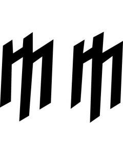Marilyn Manson2, Konturskåret, 3518 fra