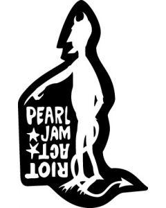Pearl Jam Devil logo