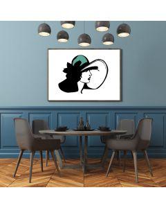 Stor hat