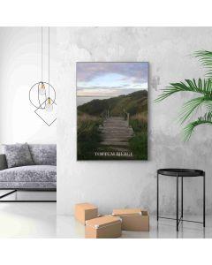 Plakat Toftum Bjerge