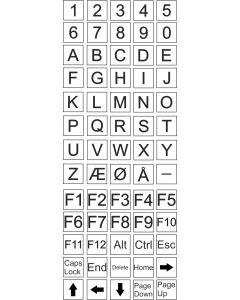 Tastatur ark