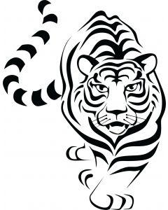 Tiger 1,vr nr 3831 Fra.